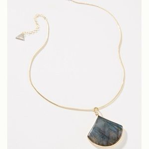 Anthropologie Lita Pendant Necklace